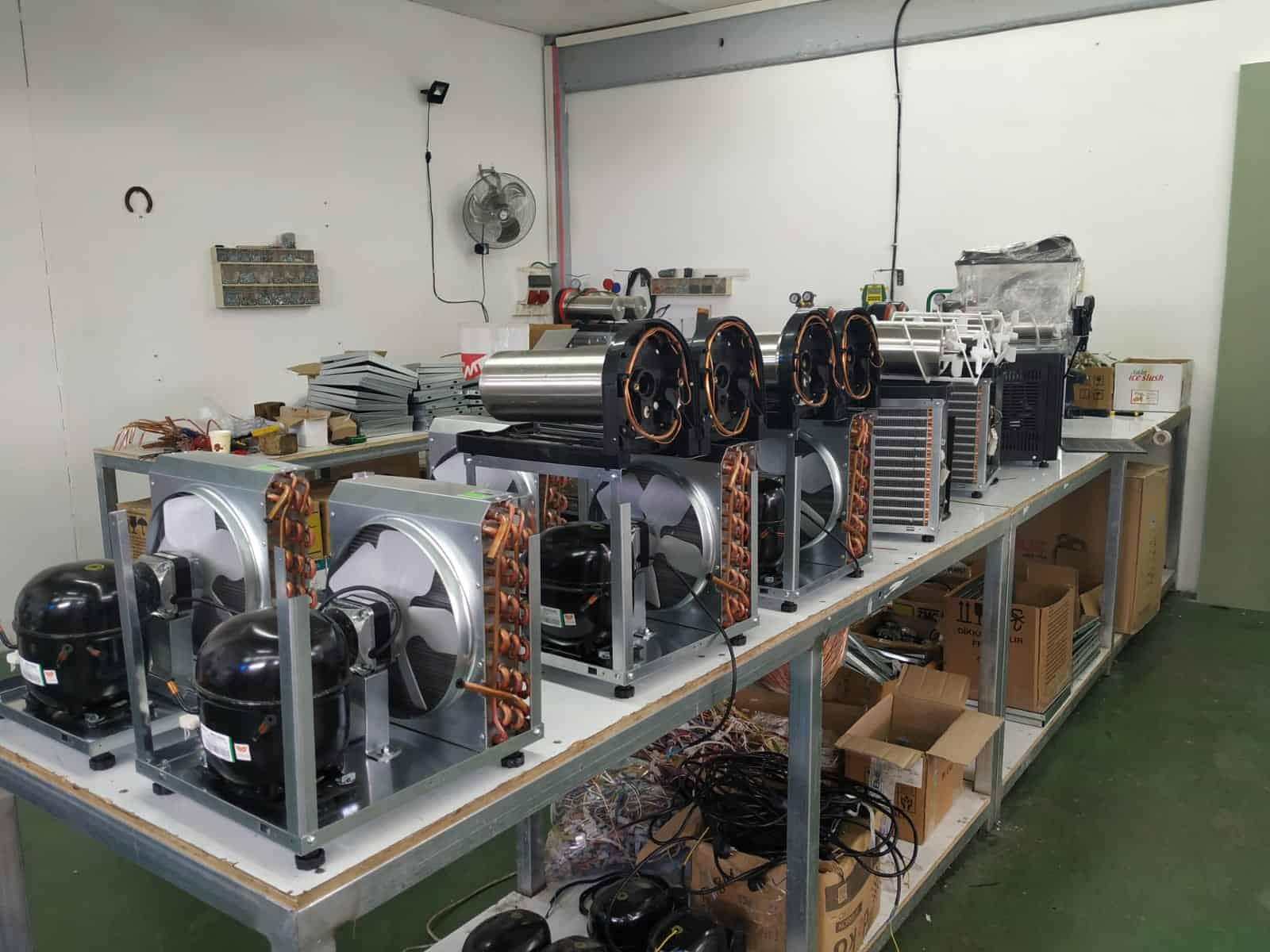 טכנו 10 - מעבדת תיקונים למכונות ברד,גלידה ואייס קפה